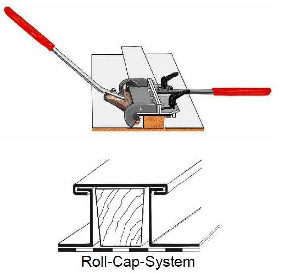 Инструмент для фальцевой крыши сделать своими руками 59